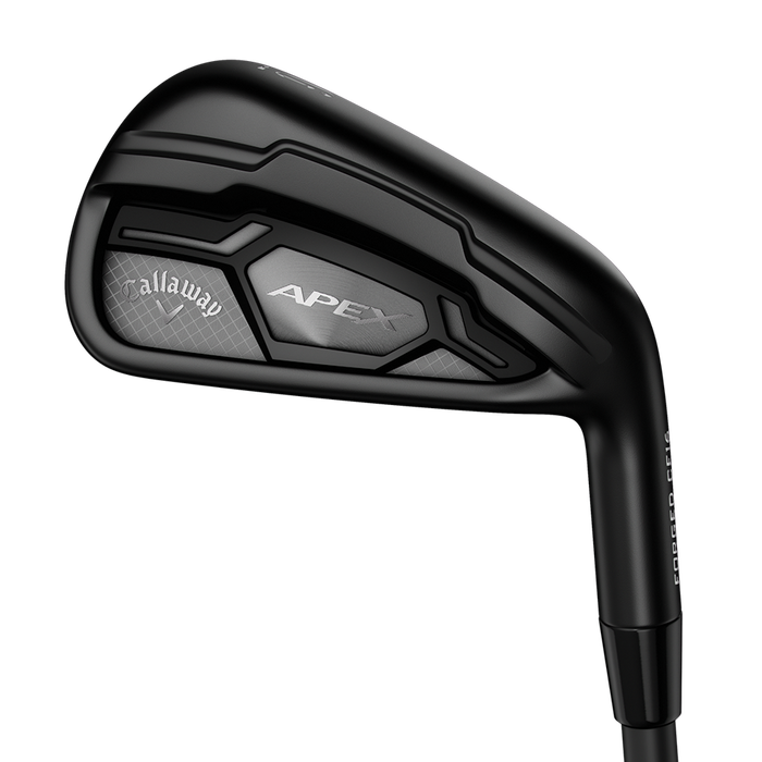 Apex Black Irons