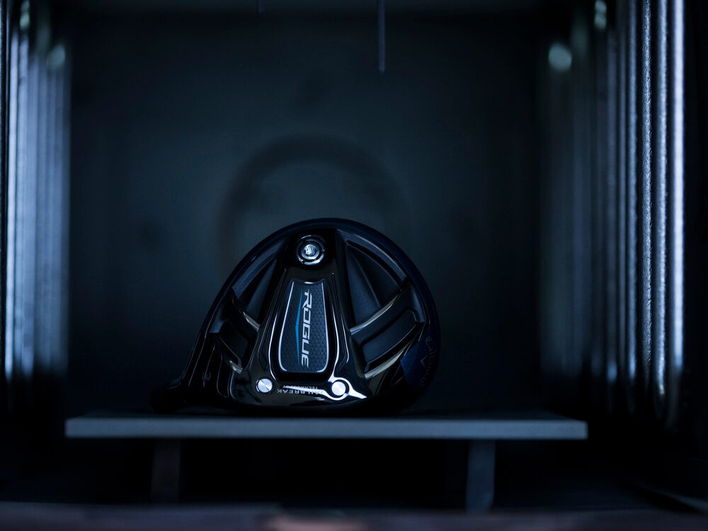 Callaway Rogue Sub Zero Fairway Wood Head