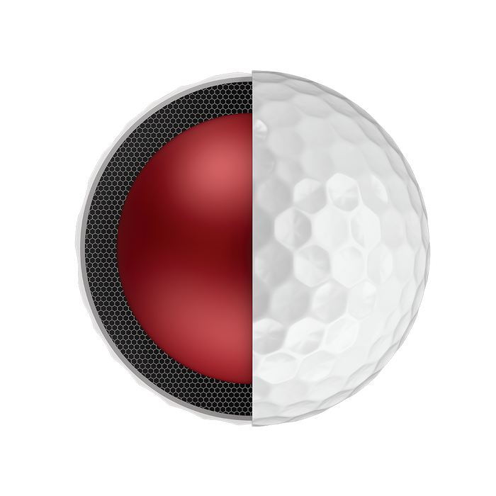 Chrome Soft Golf Balls