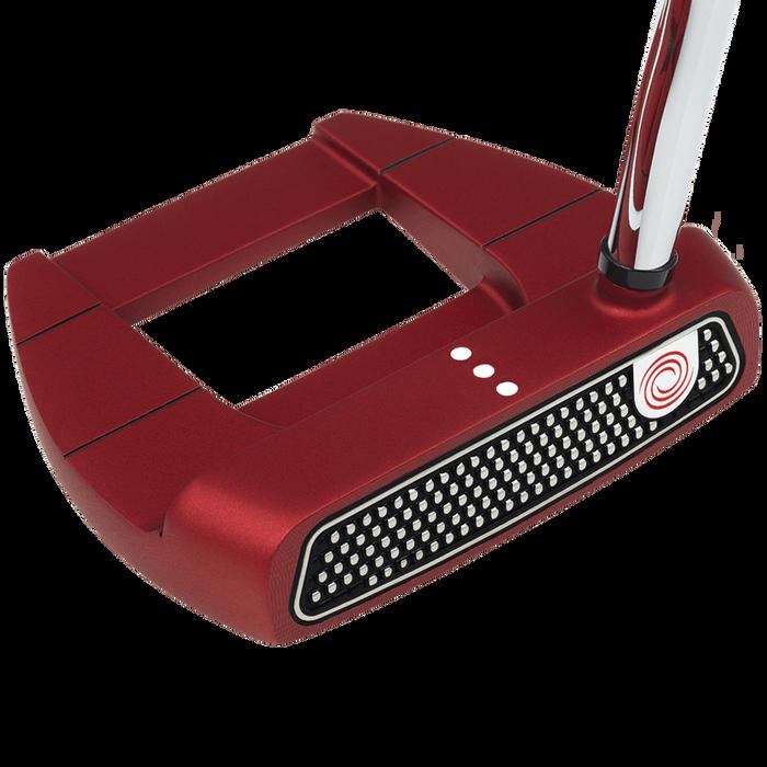 Odyssey O-Works Red Jailbird Mini Putter