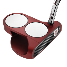 Odyssey O-Works Red 2-Ball Putter