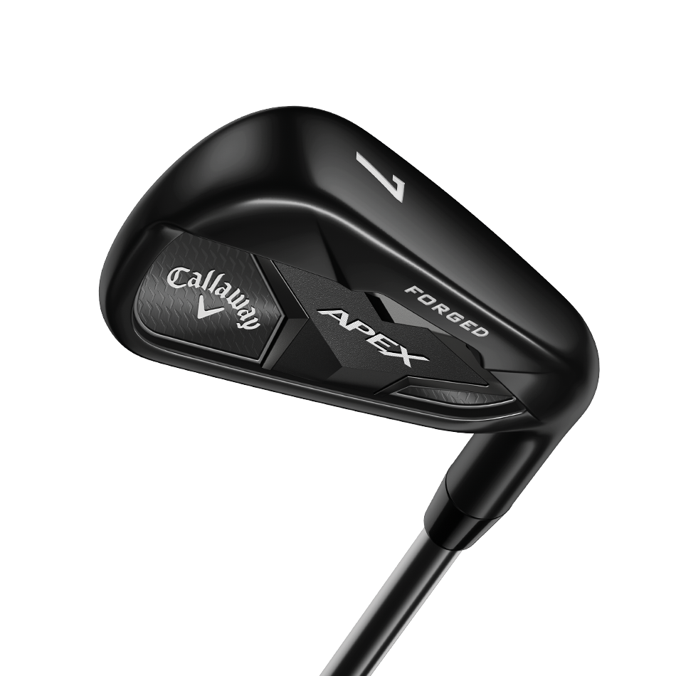 Apex Smoke 19 Irons - View 5