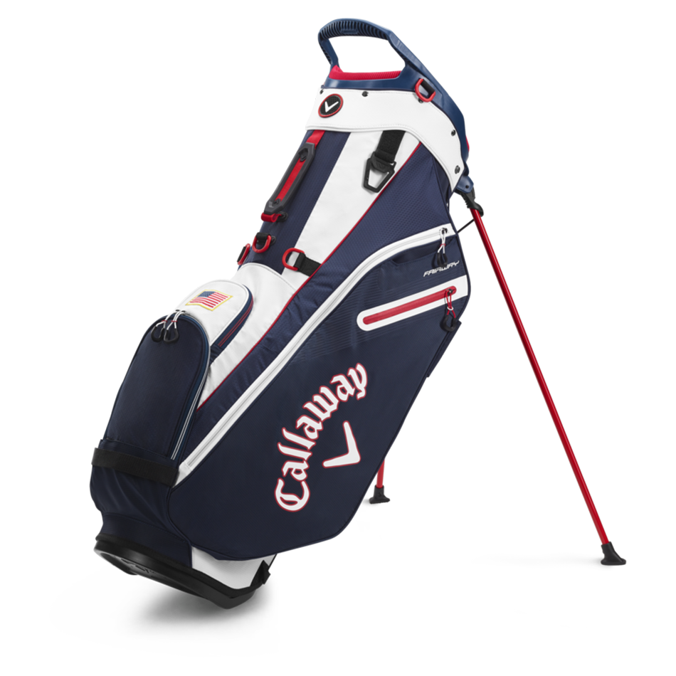 Fairway Single Strap Stand Bag