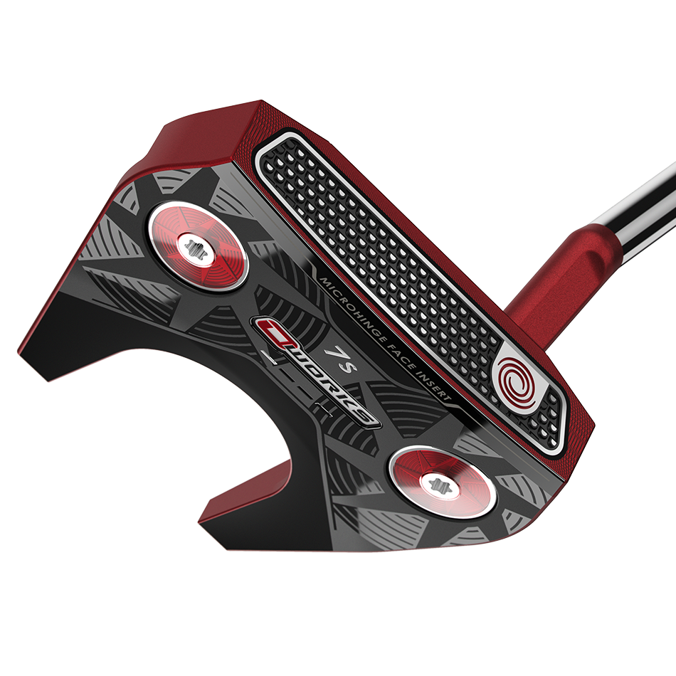 Odyssey O-Works Red #7S Putter - View 4