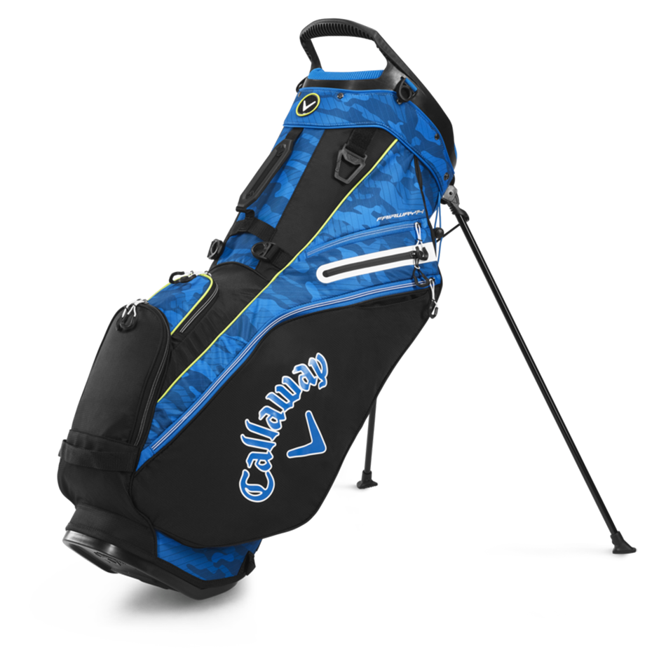 Fairway 14 Double Strap Stand Bag