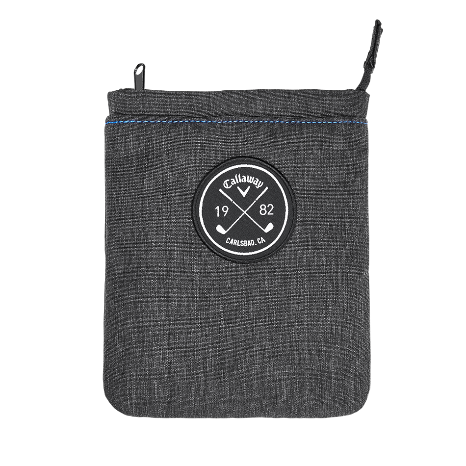 Clubhouse Valuables Pouch - Featured