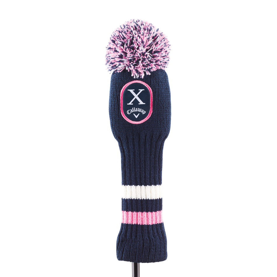 Uptown Pom Pom X Fairway Headcover - Featured
