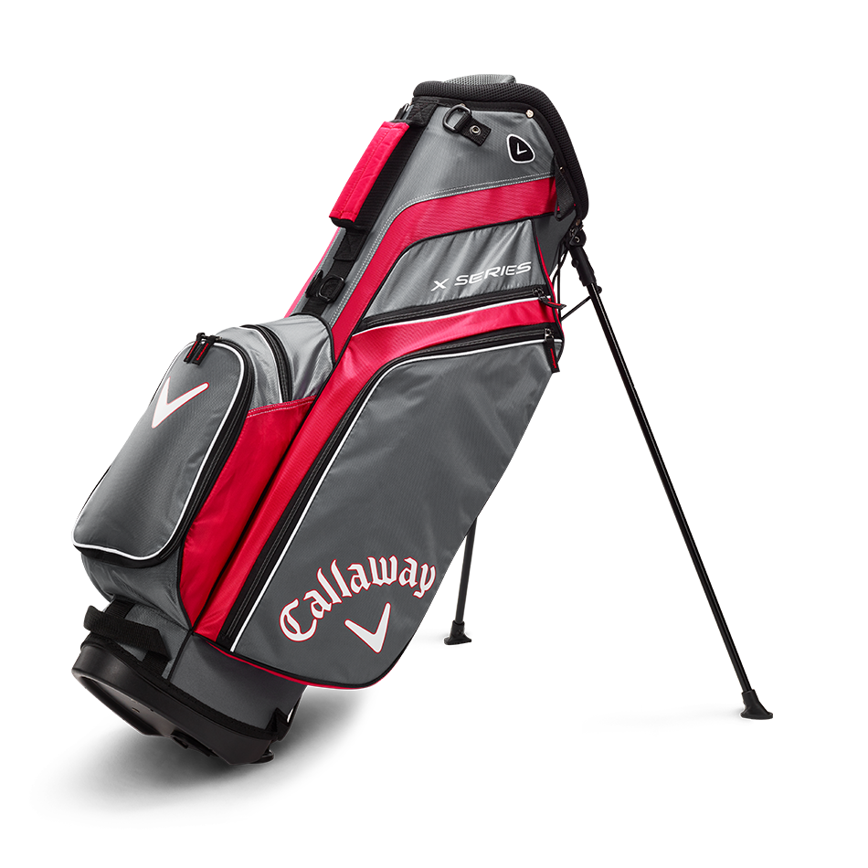 X Series Stand Bag - Featured