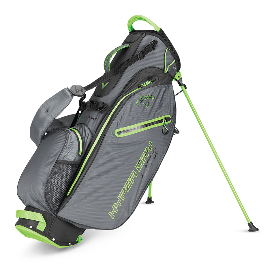Hyper Dry Lite Double Strap Stand Bag - View 1