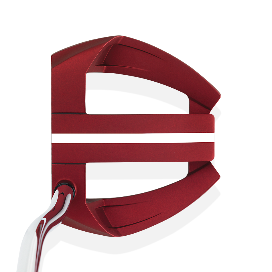 Odyssey O-Works Red Marxman Putter - Featured