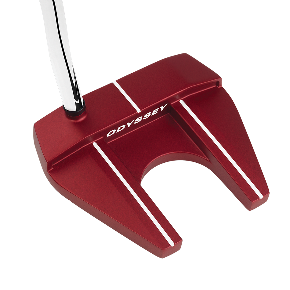 Odyssey O-Works Red Tank #7 Putter - View 2