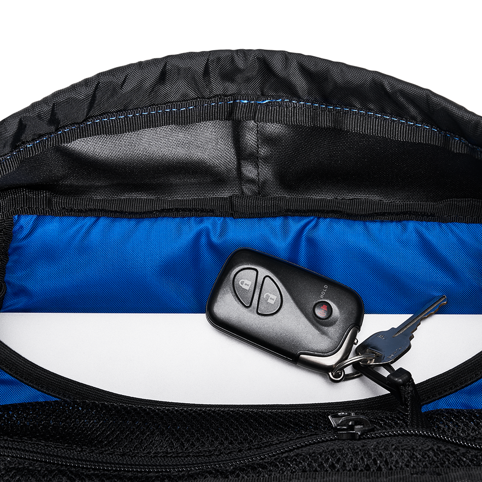 Clubhouse Drawstring Backpack - View 5