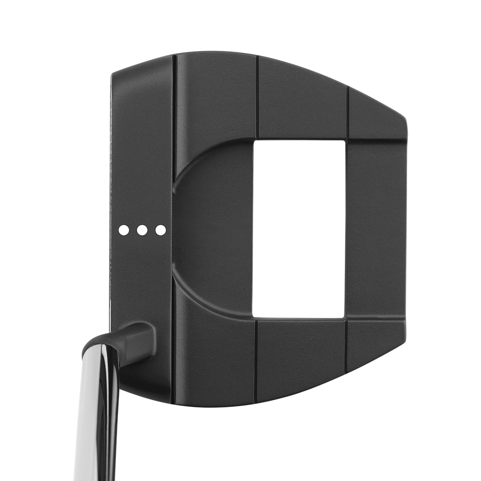 Odyssey O-Works Black Jailbird Mini S Putter - View 2