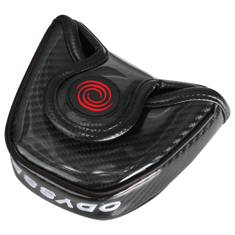 Odyssey O-Works Black Jailbird Mini S Putter - View 6