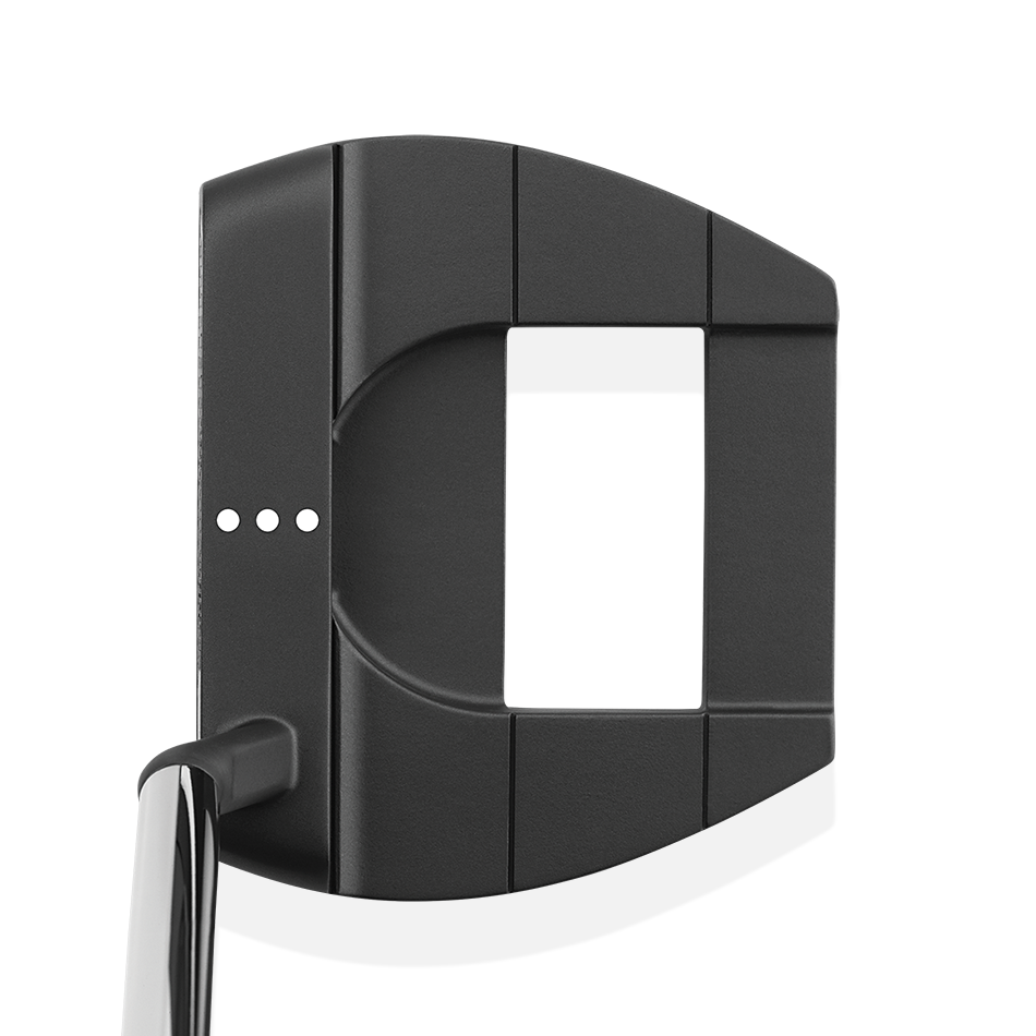 Odyssey O-Works Black Jailbird Mini S Putter - Featured