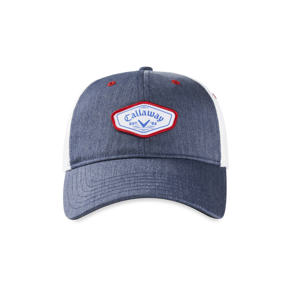 Women's Heathered Cap - View 3