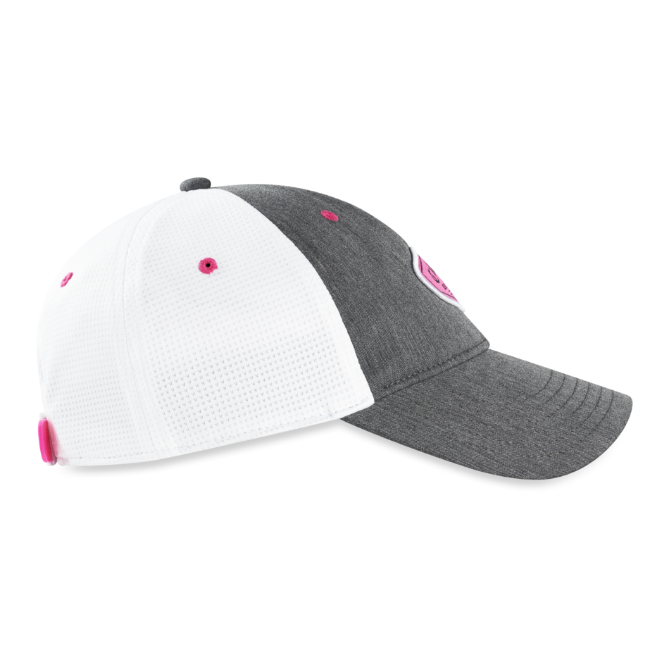 Women's Heathered Cap - View 4