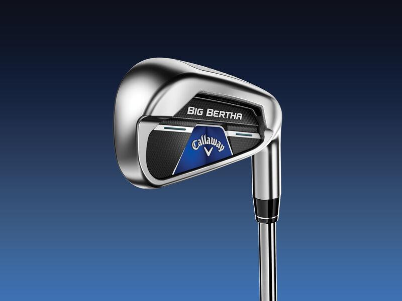 Big Bertha B21 Irons - Featured