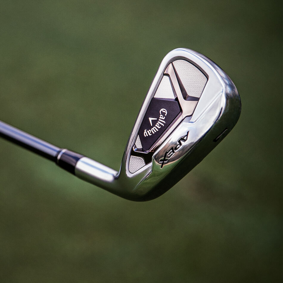 Apex 21 Irons - Featured
