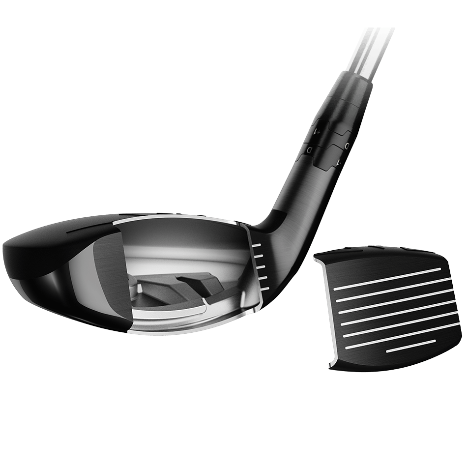 Big Bertha OS Hybrids Technology Item
