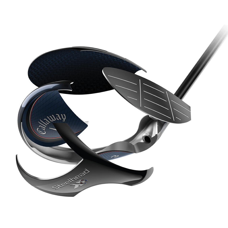 Women's Steelhead XR Fairway Woods Technology Item