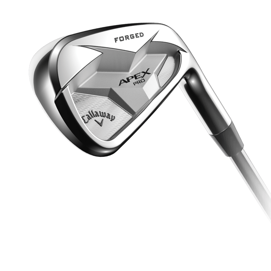 Apex Pro 19 Irons Technology Item