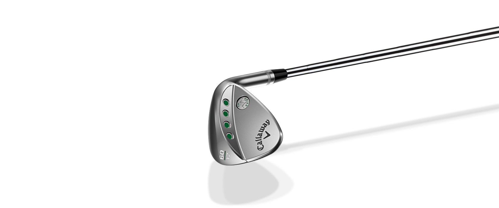 Mack Daddy PM Grind Chrome Wedge